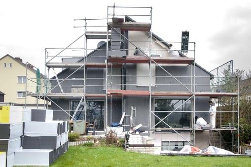 Wärmedämmung in Marburg vom Fachbetrieb Maler Pausch   Dachboden